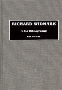 Richard Widmark cover image