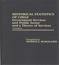 Historical Statistics of Chile cover image