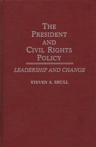 The President and Civil Rights Policy cover image