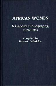 African Women cover image