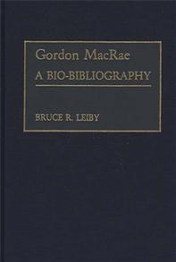Gordon MacRae cover image