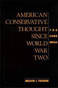 American Conservative Thought Since World War II cover image