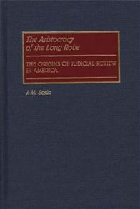 The Aristocracy of the Long Robe cover image