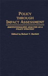 Policy Through Impact Assessment cover image