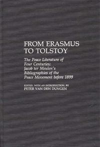 From Erasmus to Tolstoy cover image