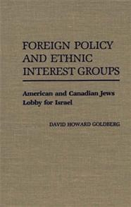 Foreign Policy and Ethnic Interest Groups cover image