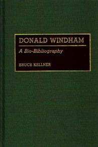 Donald Windham cover image
