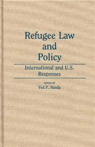 Refugee Law and Policy cover image