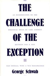 Cover image for The Challenge of the Exception