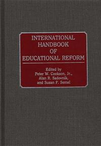 International Handbook of Educational Reform cover image