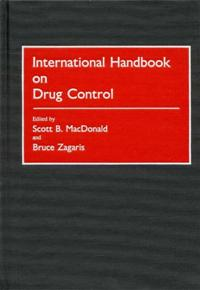 International Handbook on Drug Control cover image