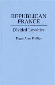 Republican France cover image
