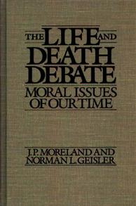 The Life and Death Debate cover image
