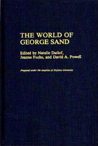 The World of George Sand cover image