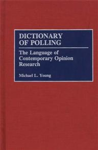 Dictionary of Polling cover image