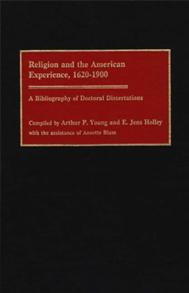 Religion and the American Experience, 1620-1900 cover image