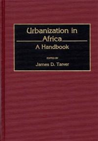 Urbanization in Africa cover image