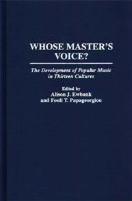 Whose Master's Voice? cover image