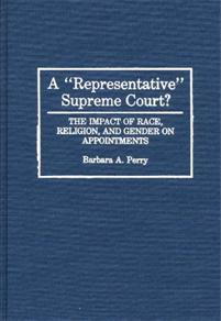 A Representative Supreme Court? cover image