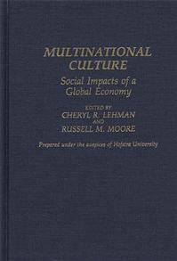 Multinational Culture cover image