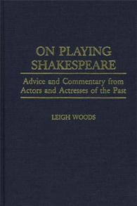 On Playing Shakespeare cover image