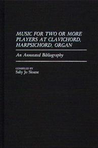 Music for Two or More Players at Clavichord, Harpsichord, Organ cover image
