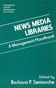 News Media Libraries cover image