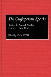 The Craftsperson Speaks cover image
