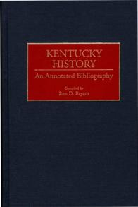 Kentucky History cover image