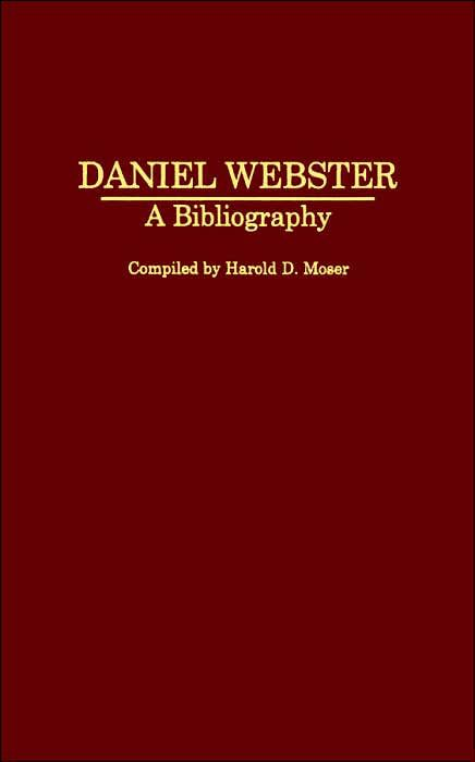 Daniel Webster cover image
