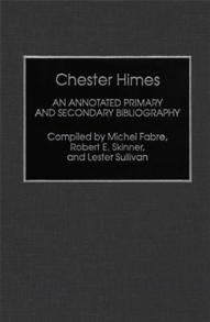 Chester Himes cover image