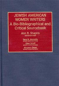 Jewish American Women Writers cover image