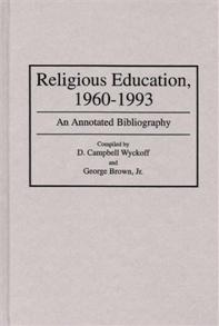 Religious Education, 1960-1993 cover image
