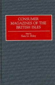 Consumer Magazines of the British Isles cover image