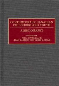 Contemporary Canadian Childhood and Youth cover image