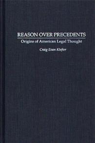 Reason Over Precedents cover image