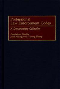 Professional Law Enforcement Codes cover image