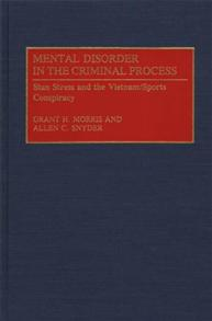 Mental Disorder in the Criminal Process cover image