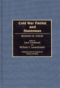 Cold War Patriot and Statesman cover image