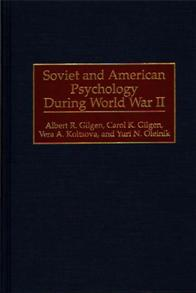 Soviet and American Psychology During World War II cover image