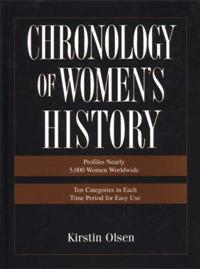 Chronology of Women's History cover image