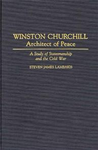 Winston Churchill--Architect of Peace cover image