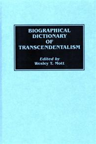 Biographical Dictionary of Transcendentalism cover image