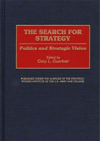 The Search for Strategy cover image
