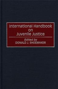 International Handbook on Juvenile Justice cover image