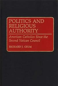 Politics and Religious Authority cover image