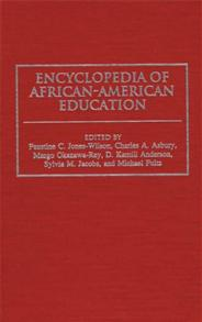 Encyclopedia of African-American Education cover image
