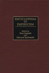 Encyclopedia of Empiricism cover image