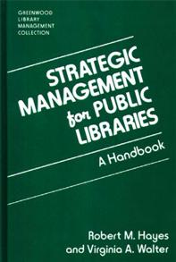 Strategic Management for Public Libraries cover image