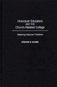 Holocaust Education and the Church-Related College cover image